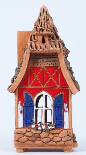 Candle holder house A158AR-R