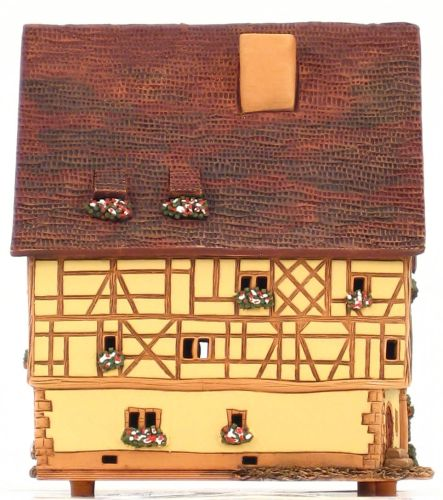 Ceramic Tealight Candle Holder | Room Decoration | Riquewihr,  Alsace, France| E239AR © Midene