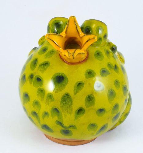 Garden Decoration Frog King