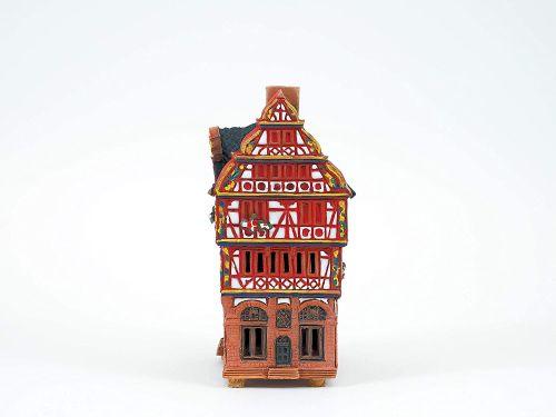 Goldene Waage in Frankfurt  incense burner