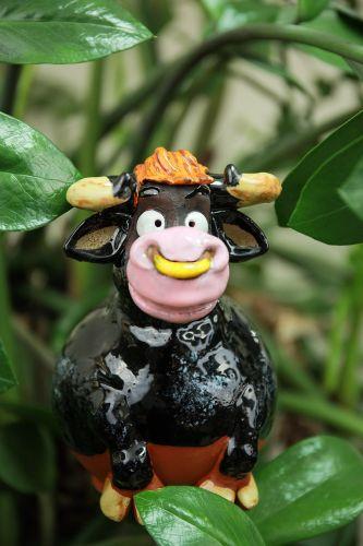 Bull, garden decoration