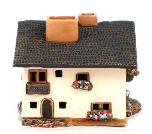 Collectible Historical miniature Schmuckkastl, House in Seefeld, Austria
