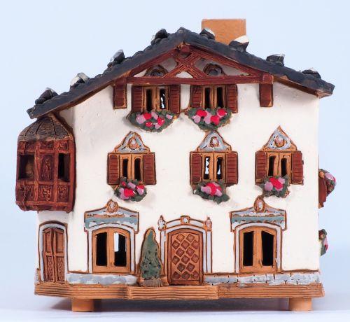 Tealight Candle Holder Garmisch-Partenkirchen B265AR