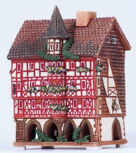 Cone Incense Burner, Mollenhauerhaus in Fulda, Germany R349