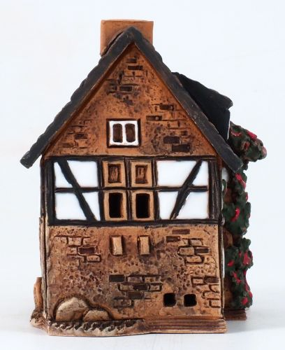 Historic house in Lauterbach, Germany (Incense house) S 19-5 8cm