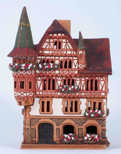 Apotheke in Konstanz, Germany (Candle house) B344AR
