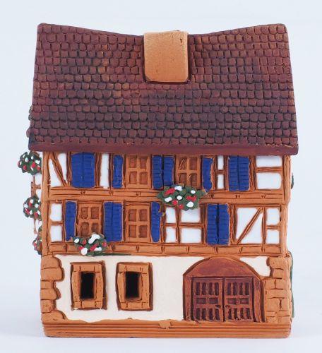 House in Kaysersberg, France (Incense house) R264 9cm