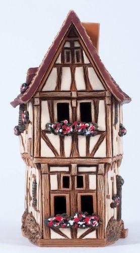 Incense Burner, Spitzhaus in Bernkastel-Kues, Germany 12cm R255AR