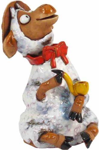 Sheep  Incense Holder | Figurine | Home Decor | RF115 © Midene