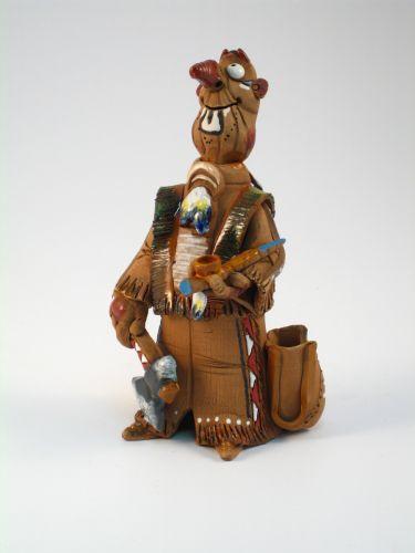 Firemaker Incense Holder | Figurine | Home Decor | RF34 © Midene