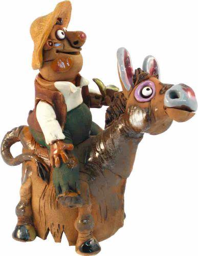 Sancho Panza Incense Holder | Figurine | Home Decor | RF49 © Midene