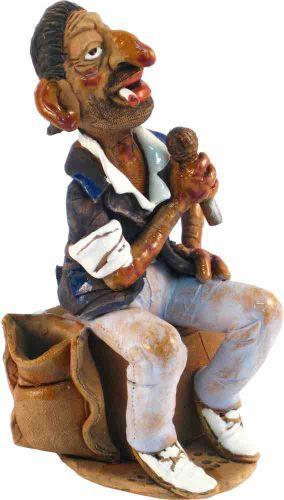 Serge Gainsburg Incense Holder | Figurine | Home Decor | RF59 © Midene
