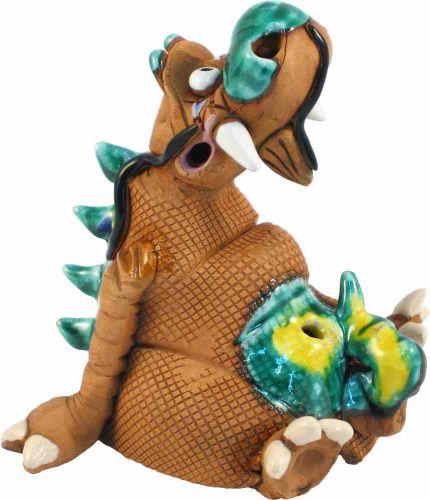 Dragon Dream Incense Holder | Figurine | Home Decor | RF9 © Midene