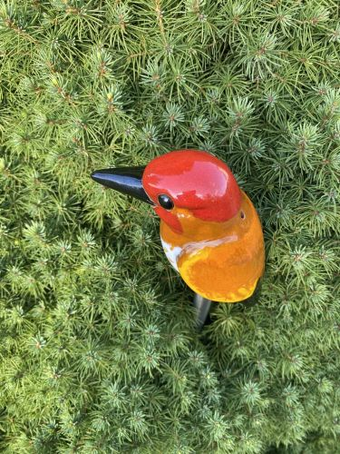 Ceramic decoration for garden | Outdoor Figurine | GK601-3 © Midene
