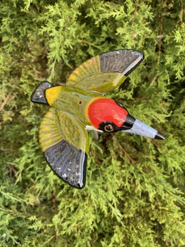 Ceramic decoration for garden   Outdoor Figurine   GK604-3 © Midene