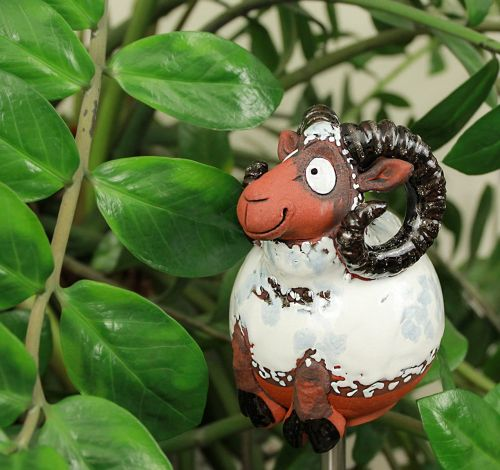 Garden Ceramic Decoration Whether